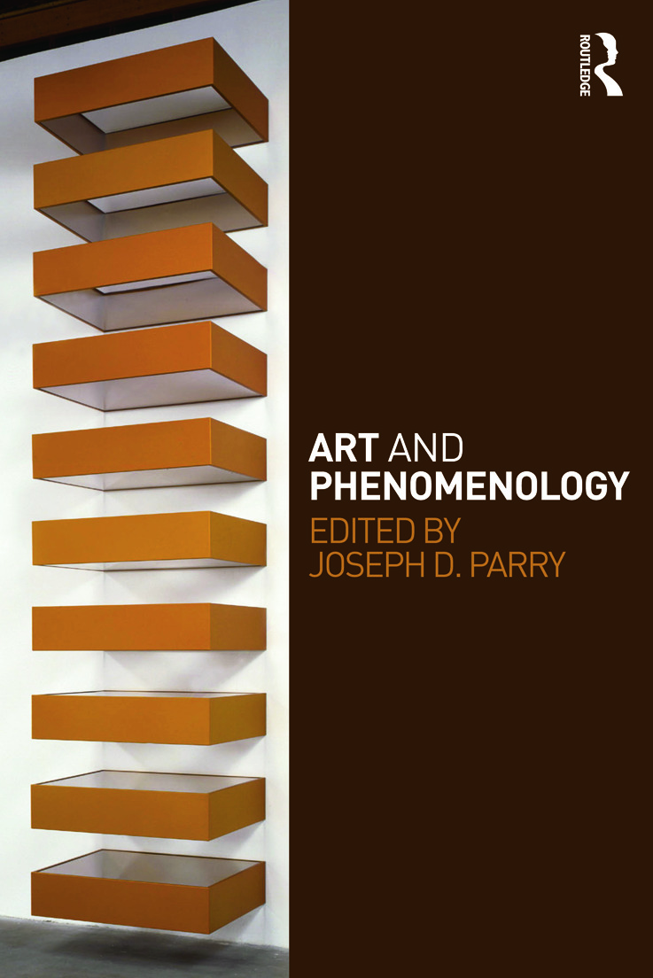 Art and Phenomenology: 1st Edition (Paperback) book cover