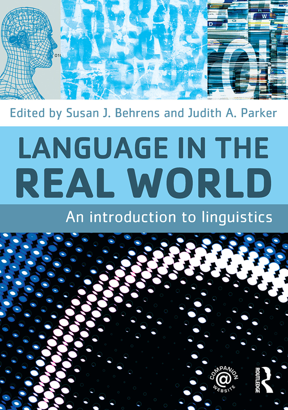 Language in the Real World: An Introduction to Linguistics (Paperback) book cover
