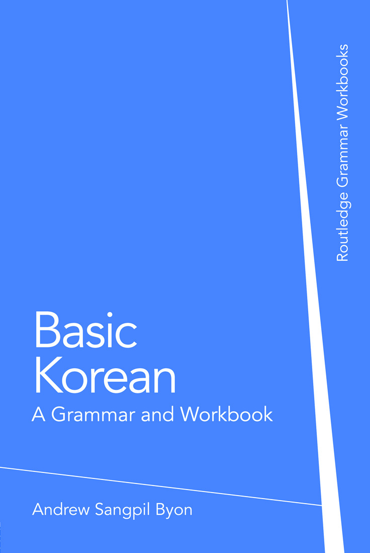 Basic Korean: A Grammar and Workbook (Paperback) book cover