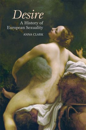 Desire: A History of European Sexuality (Paperback) book cover