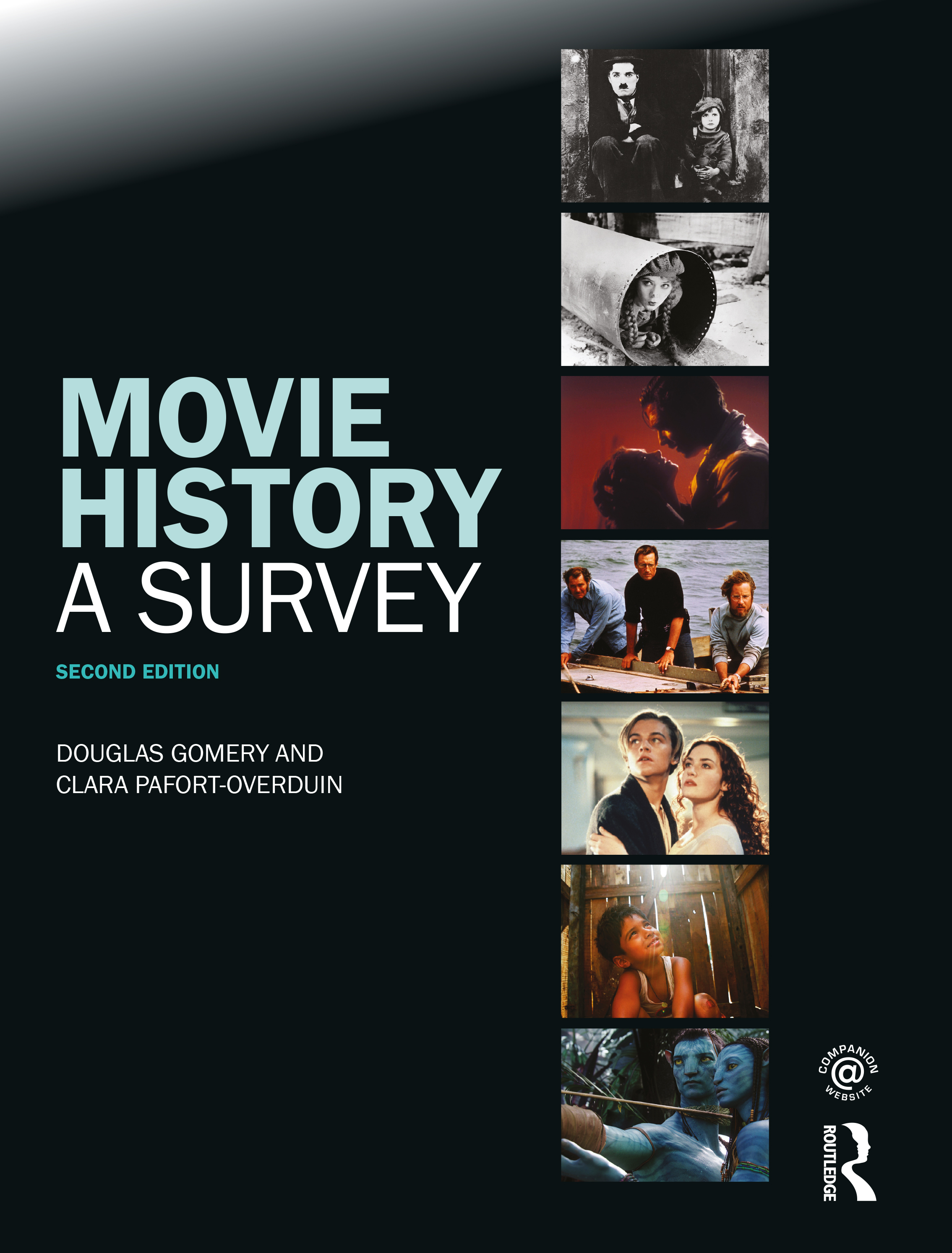 Movie History: A Survey: Second Edition (Paperback) book cover