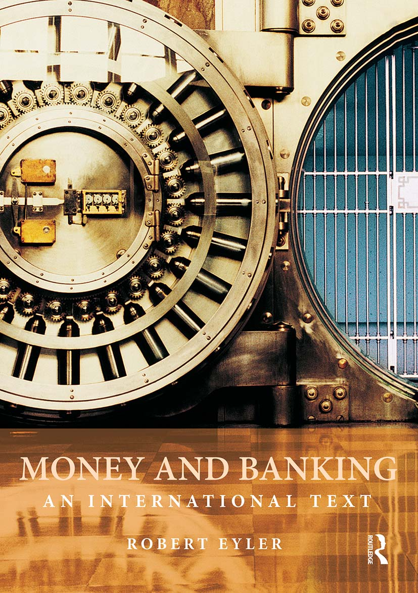 Money and Banking: An International Text, 1st Edition (Paperback) book cover