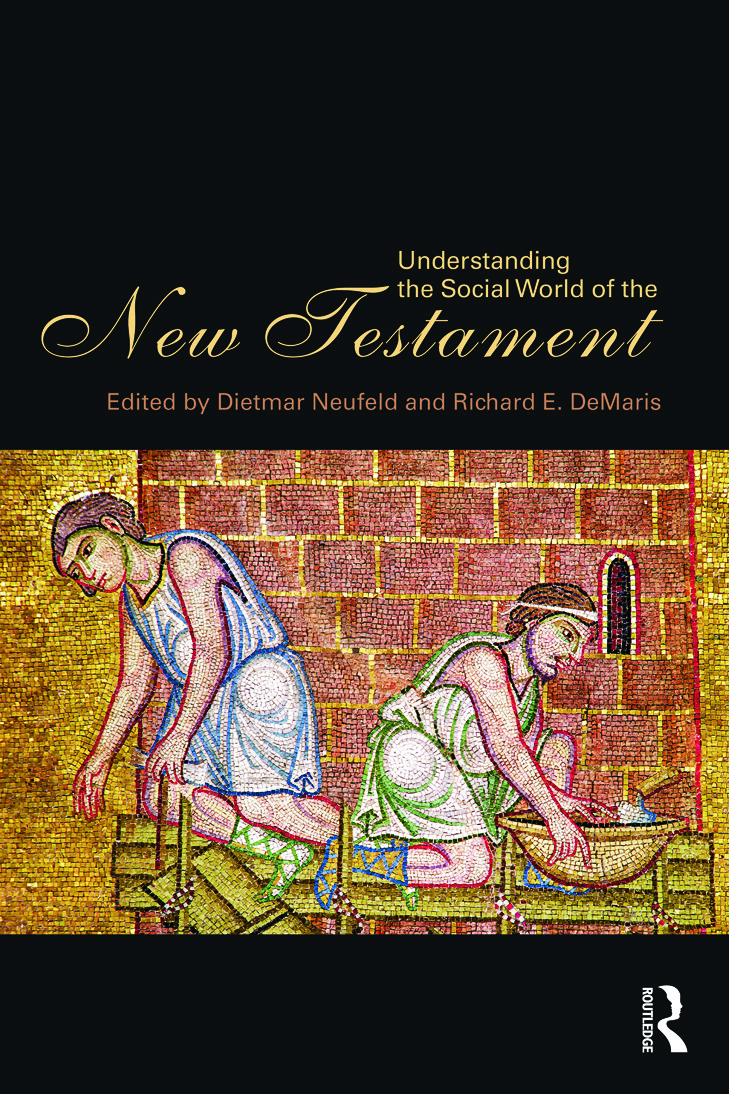 Understanding the Social World of the New Testament book cover
