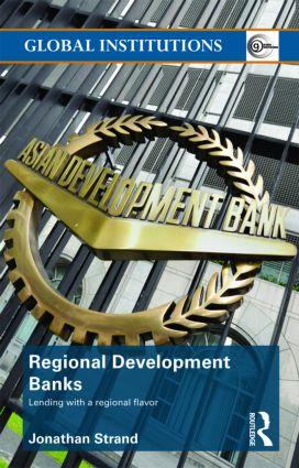 Regional Development Banks book cover