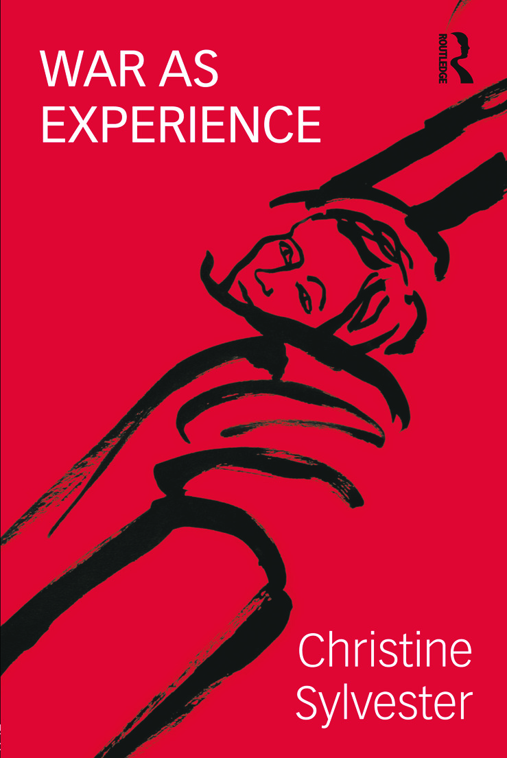 War as Experience: Contributions from International Relations and Feminist Analysis (Paperback) book cover