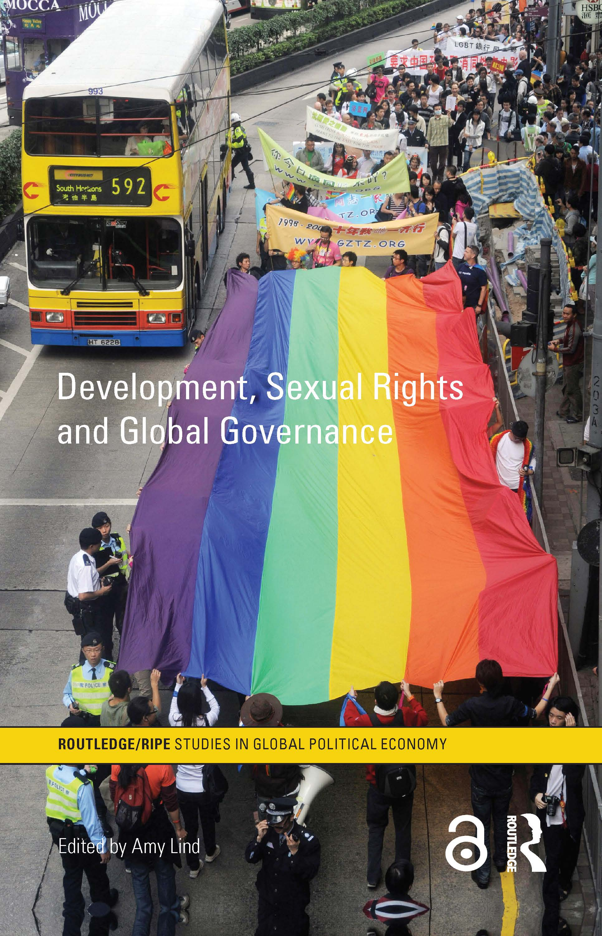 Development, Sexual Rights and Global Governance book cover