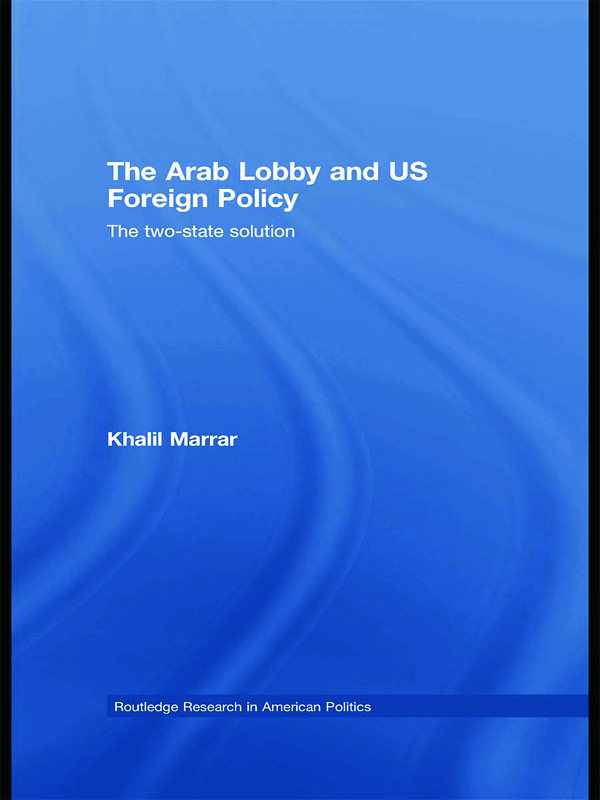 Appendix 3: Foreign policy pressure groups