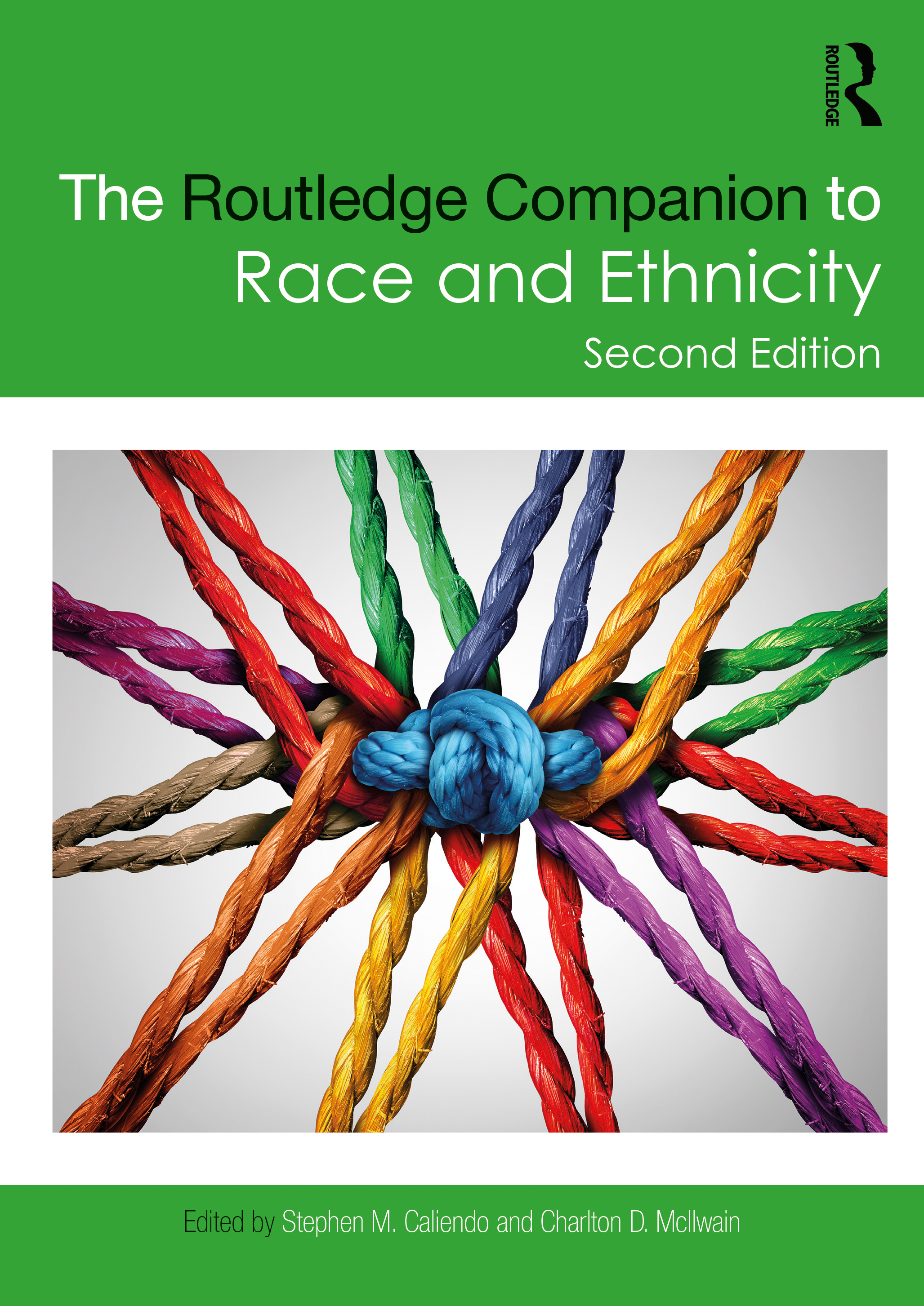 The Routledge Companion to Race and Ethnicity: 1st Edition (Paperback) book cover
