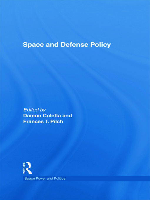 Space and Defense Policy book cover