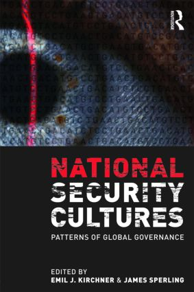 National Security Cultures: Patterns of Global Governance (Paperback) book cover