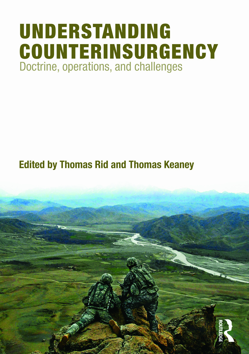 Understanding Counterinsurgency: Doctrine, operations, and challenges (Paperback) book cover