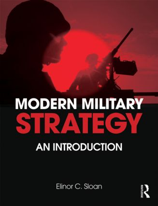 Modern Military Strategy: An Introduction (Paperback) book cover