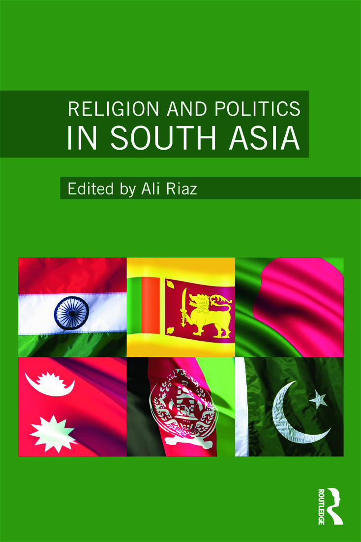 Religion and Politics in South Asia: 1st Edition (Paperback) book cover
