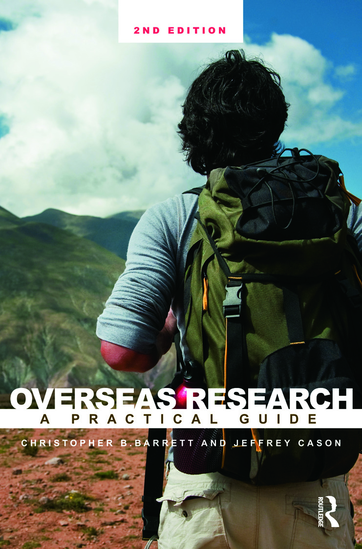 Overseas Research II: A Practical Guide, 1st Edition (Paperback) book cover
