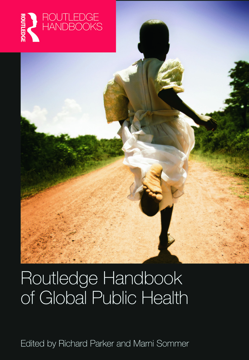 Routledge Handbook of Global Public Health book cover