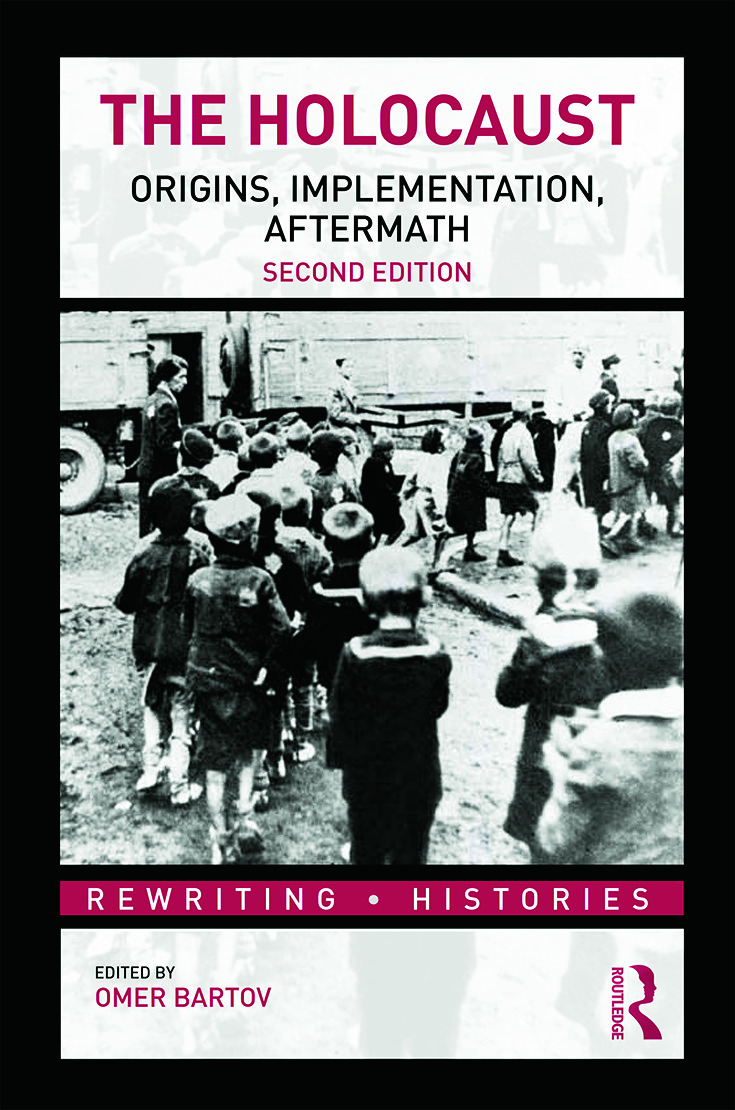 The Holocaust: Origins, Implementation, Aftermath, 2nd Edition (Paperback) book cover