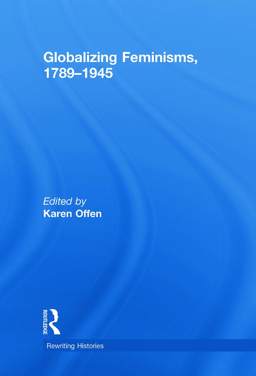 Globalizing Feminisms, 1789- 1945 book cover