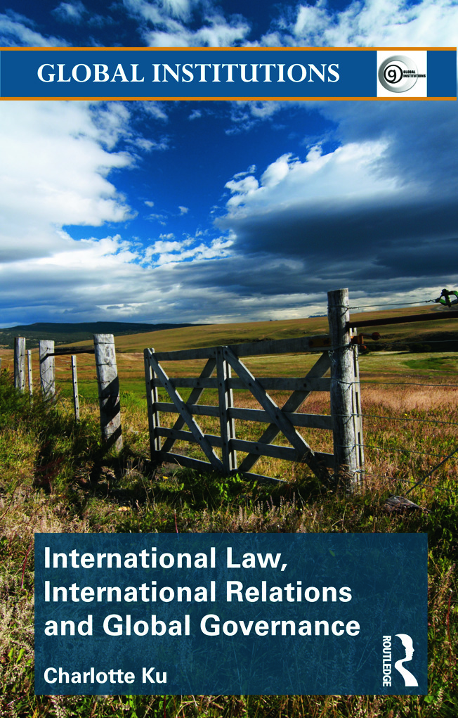 International Law, International Relations and Global Governance (Paperback) book cover