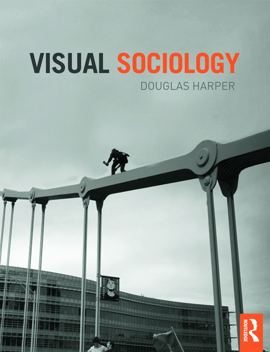 Visual Sociology (Paperback) book cover
