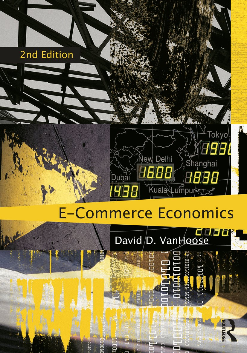 eCommerce Economics, Second Edition (Paperback) book cover