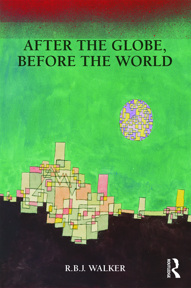 After the Globe, Before the World: 1st Edition (e-Book) book cover