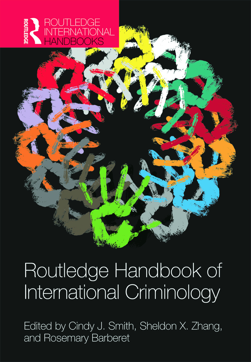 Routledge Handbook of International Criminology (Hardback) book cover