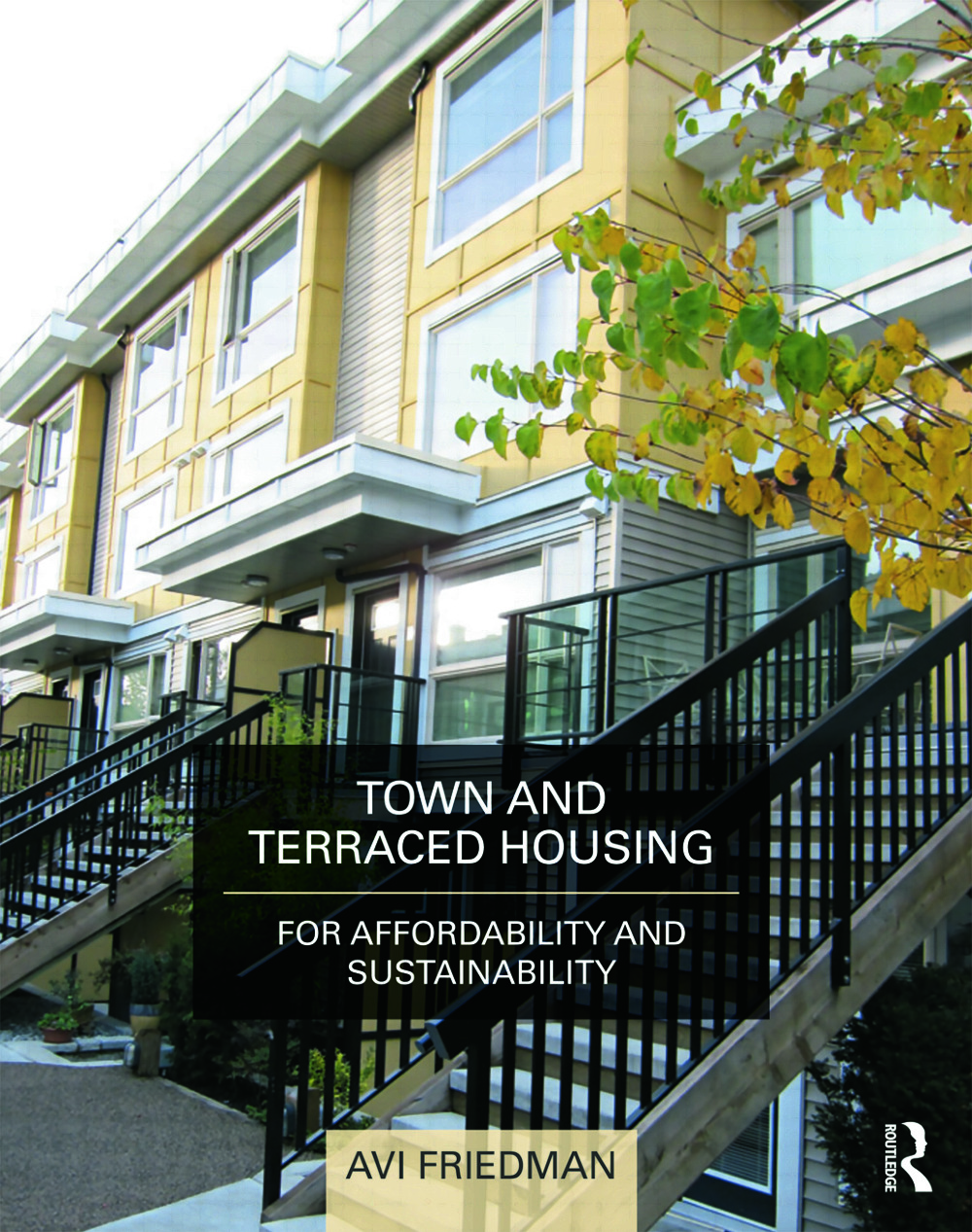Town and Terraced Housing: For Affordability and Sustainability book cover