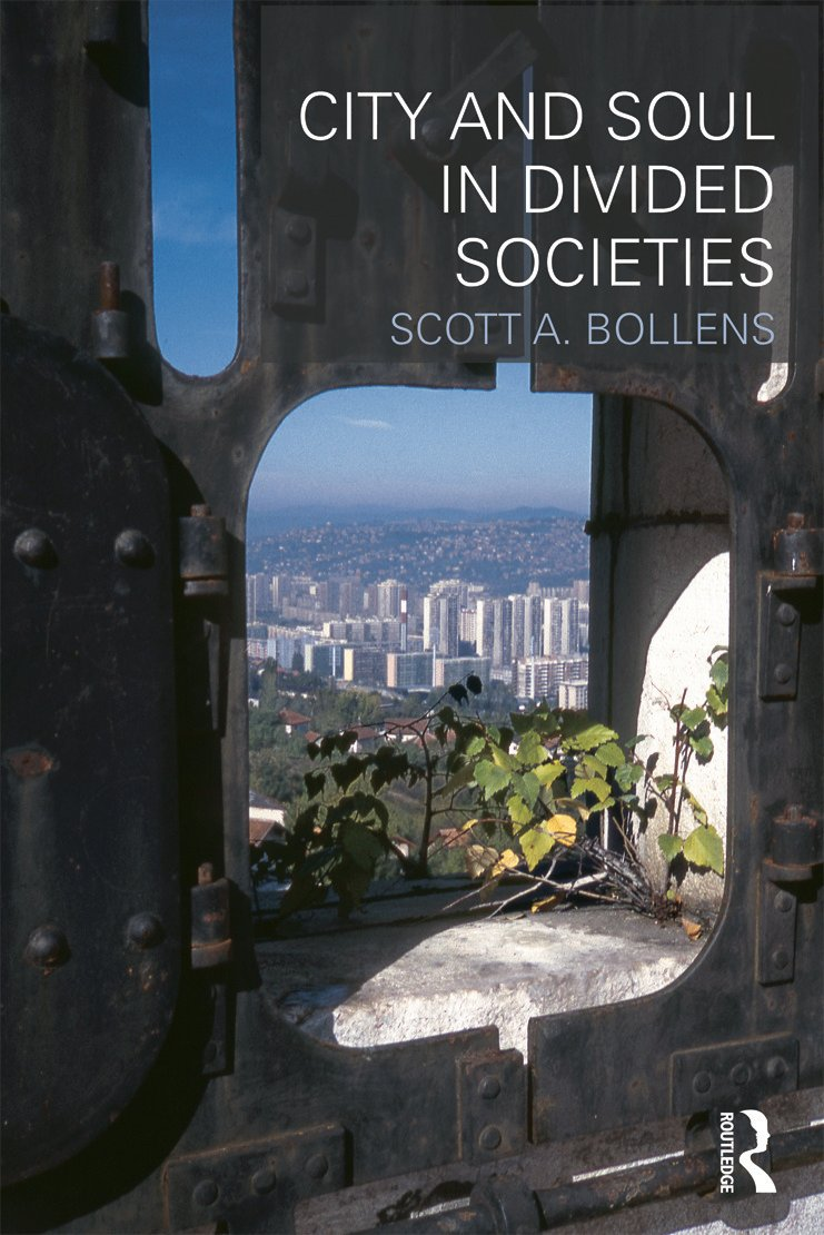 City and Soul in Divided Societies book cover