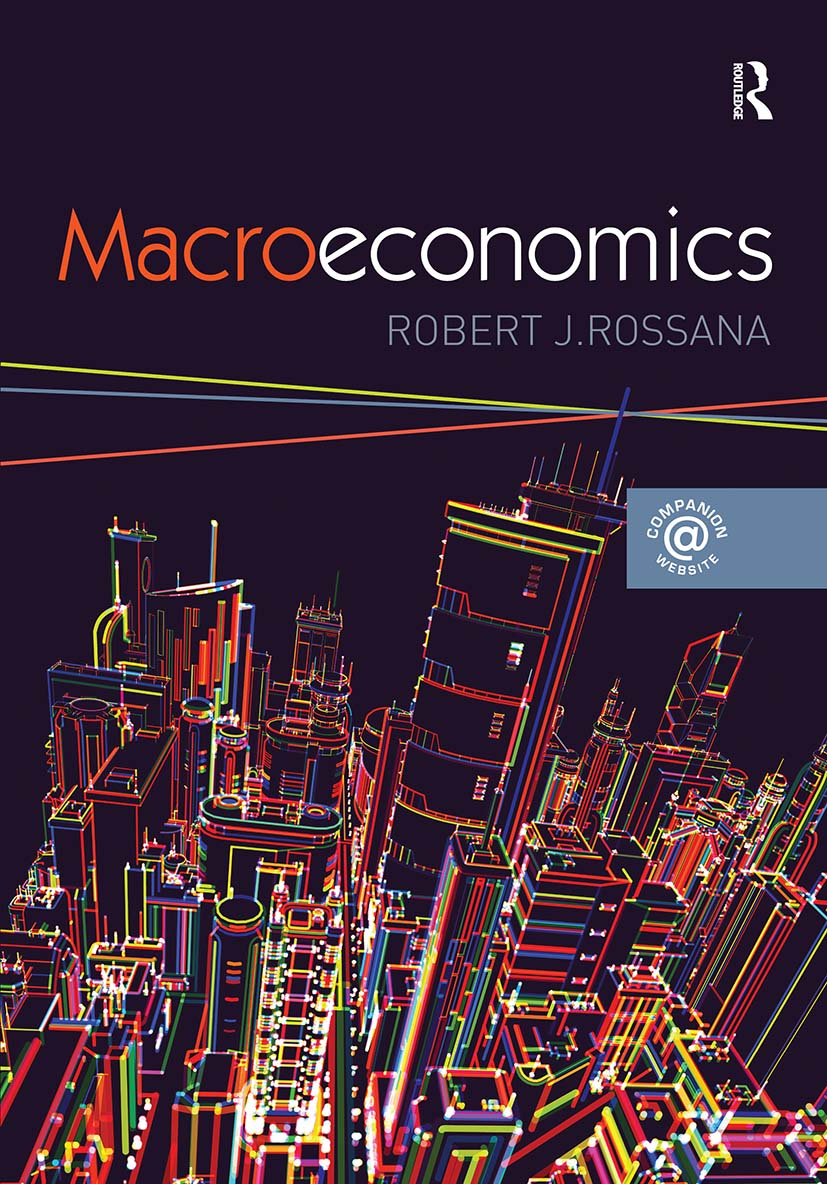 Macroeconomics (Paperback) book cover
