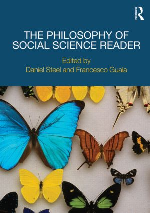 The Philosophy of Social Science Reader (Paperback) book cover