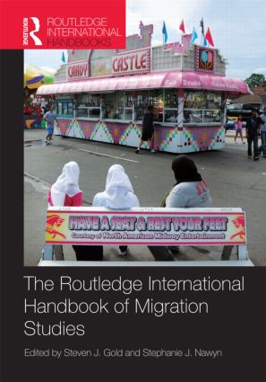 Routledge International Handbook of Migration Studies (Hardback) book cover