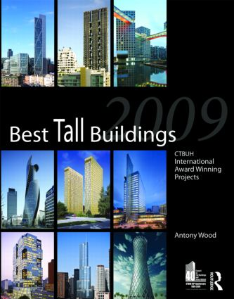 Best Tall Buildings 2009 book cover