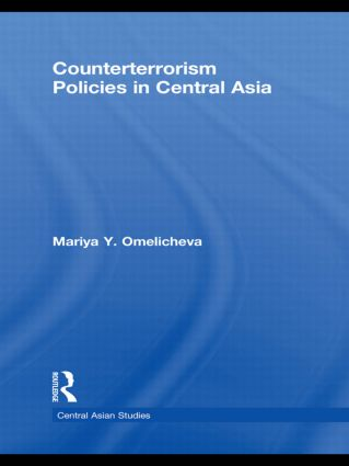 Counterterrorism Policies in Central Asia (Hardback) book cover