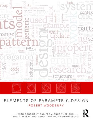 Elements of Parametric Design (Paperback) book cover