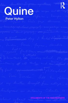 Quine (Paperback) book cover