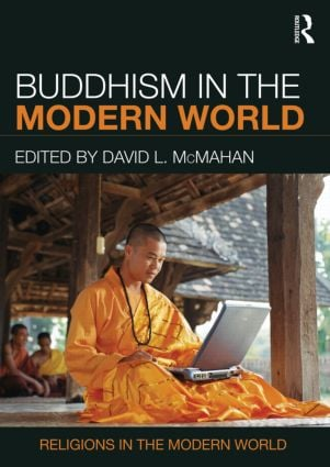 Buddhism in the Modern World book cover