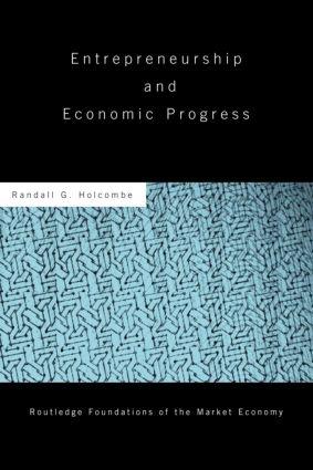 Entrepreneurship and Economic Progress book cover