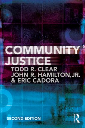 Community Justice: 2nd Edition (Paperback) book cover