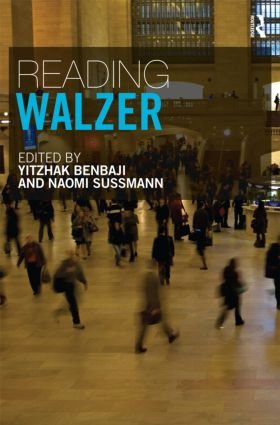 Reading Walzer (Paperback) book cover