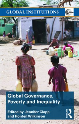 Global Governance, Poverty and Inequality (Paperback) book cover