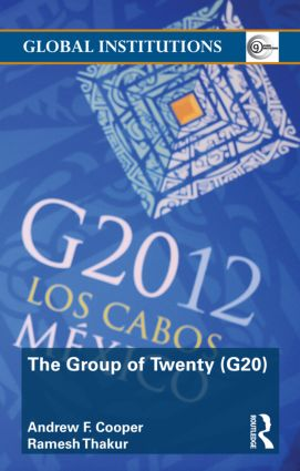The Group of Twenty (G20) (Paperback) book cover