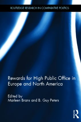 Rewards for High Public Office in Europe and North America (Hardback) book cover