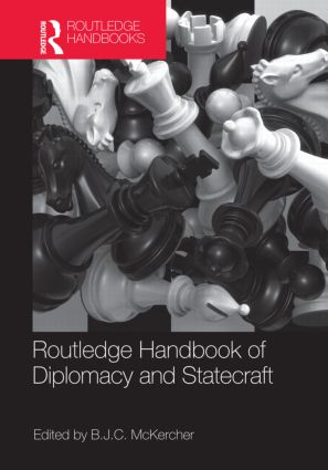 Routledge Handbook of Diplomacy and Statecraft (Hardback) book cover