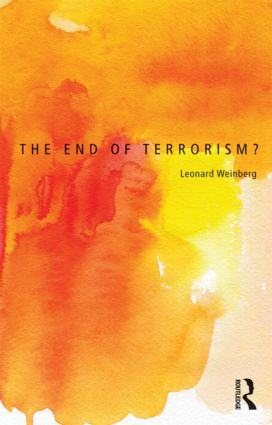 The End of Terrorism? (Paperback) book cover