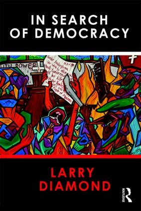 In Search of Democracy book cover