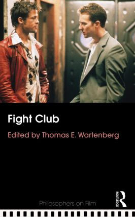 Fight Club: 1st Edition (Paperback) book cover