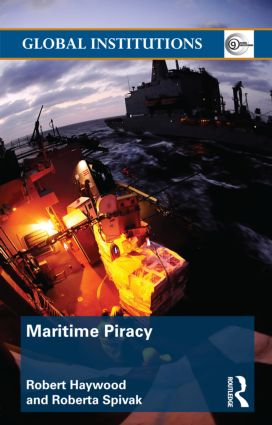Maritime Piracy (Paperback) book cover