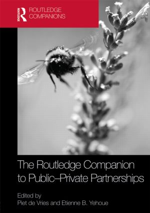 The Routledge Companion to Public-Private Partnerships book cover