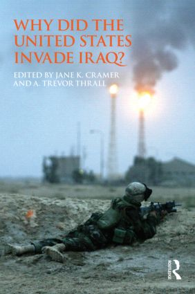 Why Did the United States Invade Iraq? (Paperback) book cover