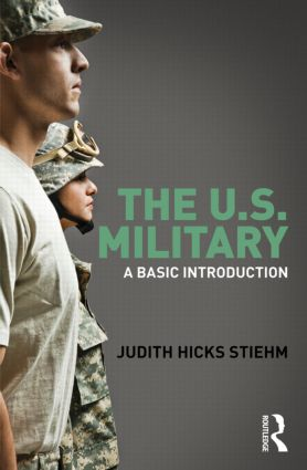 The US Military: A Basic Introduction book cover